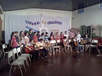 Panambí en Concierto 2012 !!!
