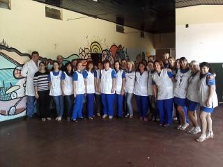 2012 - Iniciamos la Jornada Extendida.